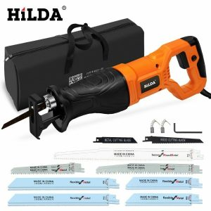 Buy HILDA Electric Saw Reciprocating Saw for Wood Metal Plasitic Cutting Power