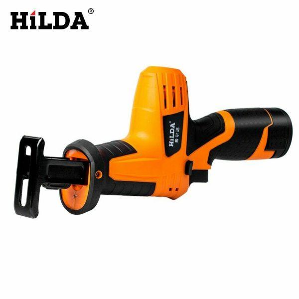 Buy HILDA Portable Reciprocating Saw Powerful Wood Cutting Saw Electric Wood/ Metal
