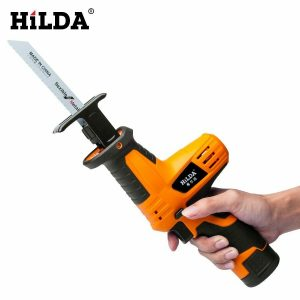 Buy HILDA Portable Reciprocating Saw Powerful Wood Cutting Saw Electric Wood/ Metal