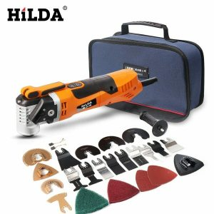 Buy HILDA Renovator Tool Oscillating Trimmer Home Renovation Tool Trimmer