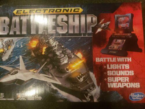 Buy Hasbro A3846 Electronic Battleship Game