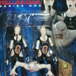 Buy Hellraiser Bloody Wire Twins Maniacs goth Movie Action figures Cenobite Xmas