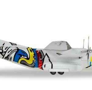Buy Herpa Transall C-160 LTG 61 Air Transport Wing 61 1/200 diecast plane aircraft