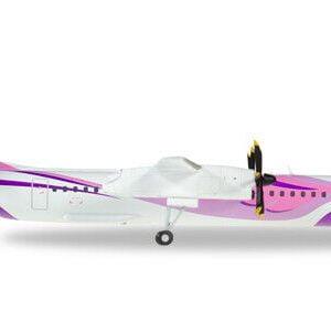 "Buy Herpa Wings Nok Air Bombardier Q400 ""Nok Kao Neaw"" 1/200 diecast plane aircraft"