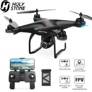 Buy Holy Stone HS120D FPV Drones with 1080p HD Camera GPS RC Quadcopter Follow Me