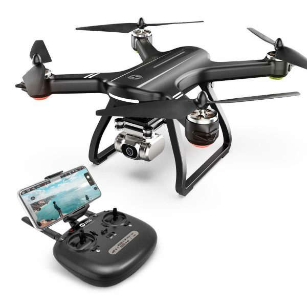 Buy Holy Stone HS700D brushless GPS drone with 2K camera 5G wifi FPV RC quad selfie