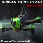 Buy Hubsan H123D X4 Jet FPV Quadcopter 5.8G Brushless RC Speed Racing Drone 720P RTF