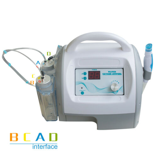 Buy Hydra Dermabrasion Water Jet SPA Skin Rejuvenation Hydro Facial Care Machine