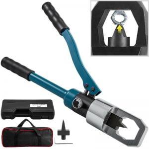 Buy Hydraulic Nut Splitter Cutting Tool 10 Ton M22-M27 Nut Separator Cracker Breaker