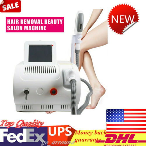Buy IPL RF hair removal 3 Filters skin care equipment beauty salon machine 110V