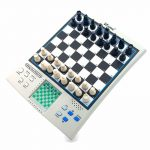 Buy Icore Chess Set, Travel Magnetic Chess And Checkers Set Board Games, Electronic