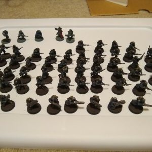 Buy Imperium lot, death korps of krieg, kasrkin, solar auxila REPLICAS