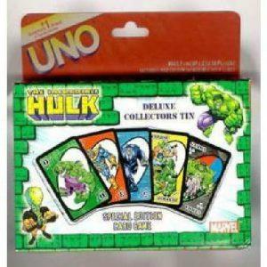 Buy Incredible Hulk Uno Card Game