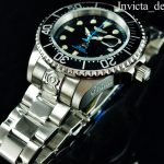 Buy Invicta Men's 47mm GRAND DIVER Automatic Black Dial Stainless Steel 300m Watch
