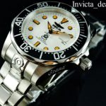Buy Invicta Men's 47mm GRAND DIVER Automatic Lume Dial Stainless Steel 300M Watch