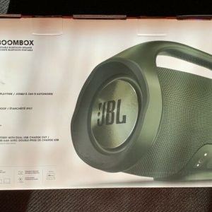 Buy JBL Boombox Wireless Speaker (Brand New in Box) Color: Forest Green