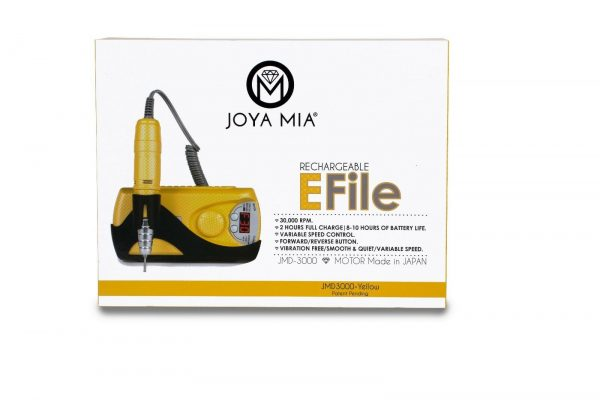 Buy JOYA MIA 3000 Portable Electric Nail Drill Machine Polisher Manicure Pedicure
