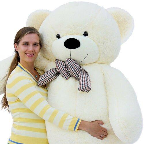 "Buy Joyfay®78""  6.5ft Giant Teddy Bear Stuffed Animal Plush Toy Valentine Gift"