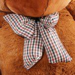 "Buy Joyfay® Giant Teddy Bear 91"" 230cm Brown Jumbo Stuffed Plush Toy Valentine Gift"