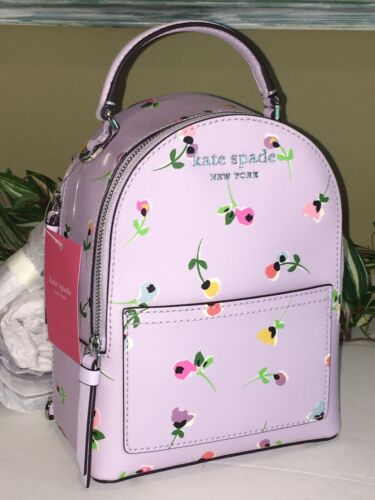 Buy KATE SPADE MINI CONVERTIBLE BACKPACK TOTE BAG CAMERON WILDFLOWER DITSY LEATHER