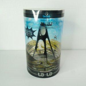 Buy KII ARENS Munky King SIGNED Vinyl Toy Light Magnetized Legs LA-LA BLACK MK-002