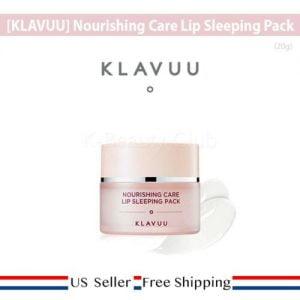 Buy KLAVUU Nourishing Care Lip Sleeping Pack 20g + FREE SAMPLE [US SELLER]