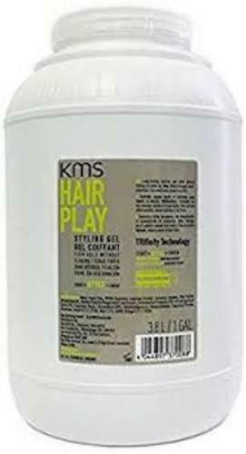 Buy KMS HairStay Hair Styling Gel Firm Hold Without Flaking .SUPER 4x GALLON CASE