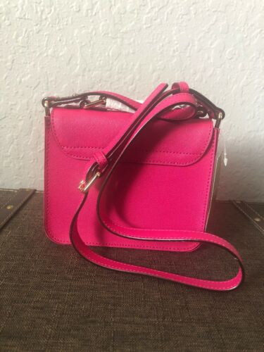 Buy Kate Spade Girls' Scout Cross-Body Bag Sweet Heart Pink