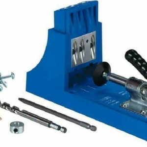 Buy Kreg K4 Pocket Hole Jig System Woodworking Kit