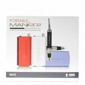 Buy Kupa Mani Pro Passport Portable Nail Drill White NEW SEALED