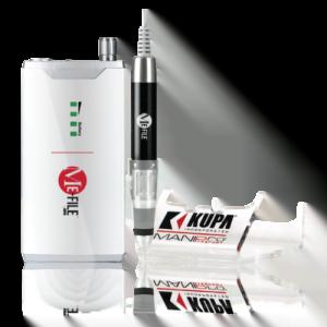 Buy Kupa Me-File Portable Nail Drill Machine Brand New Seal 2019