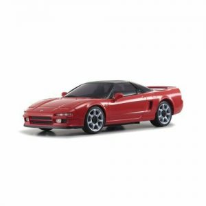 Buy Kyosho 1/27 Minute Auto Scale Collection MR-03N-RM Honda NSX Red RC Parts MZP131