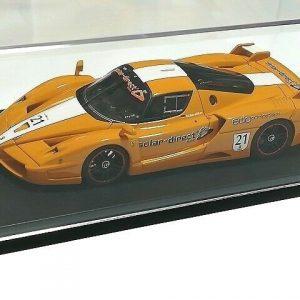 Buy Kyosho 1/43 FERRARI FXX 2005 # 21 Solar direct Orange 2 Minicar Diecast