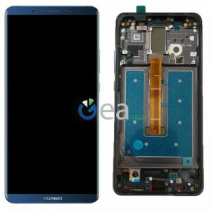 Buy LCD Display+Touch Screen+Frame AAA Screen for Huawei Mate 10 pro Blue