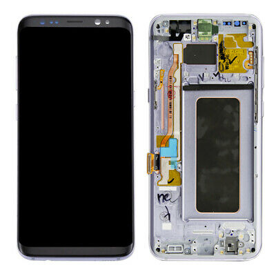 Buy Portable With Frame Screen Digitizer Kit LCD Display Capacitive For Samsung S8