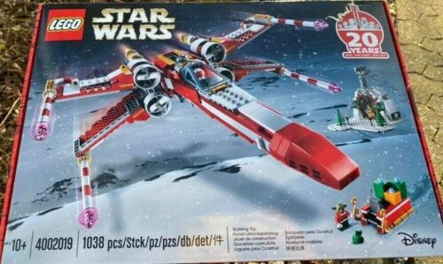 Buy LEGO 4002019 Employee Christmas Gift Star Wars X-wing