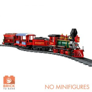 Buy LEGO 71044 - Mickey Disney Train & Track ONLY - No Minifigures or Station New