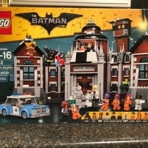 Buy LEGO Batman Movie Arkham Asylum Set 70912 - Brand New - Factory Sealed - Retired