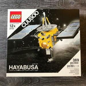 Buy LEGO CUUSOO Hayabusa 21101