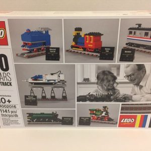 Buy LEGO Employee Gift Exclusive Trains 50 Years On Track 4002016 NEW Sealed