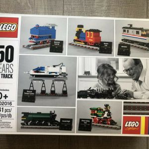 Buy LEGO Set 4002016 (50 Years of Track)