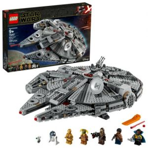 Buy LEGO Star Wars: The Rise of Skywalker Millennium Falcon 75257