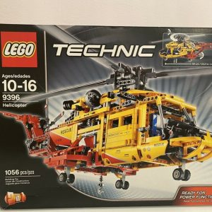 Buy LEGO Technic Helicopter (9396)