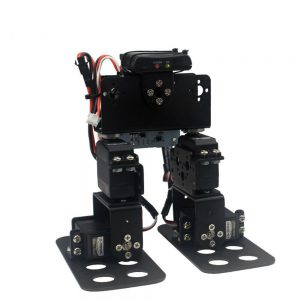 Buy LOBOT DIY 4DOF Walking Race Smart RC Robot Toy Programmable PC Stick Control