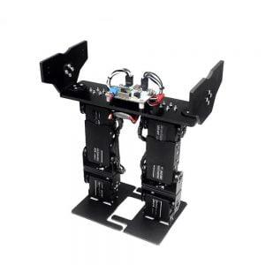 Buy LOBOT LS-6B DIY 6DOF Smart RC Robot  Walking Race Turn Somersault Robot Kit