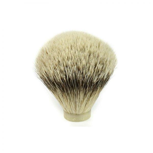 Buy LOT OF 10 Silvertip Badger Hair Shaving Brush Knots (20mm x 63mm)