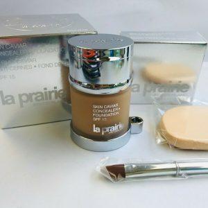 Buy La Prairie SKIN CAVIAR CONCEALER FOUNDATION SPF 15   Choose Shade!   Sealed Box!