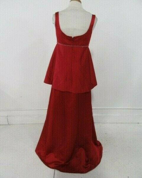 Buy Ladies Jordan Maternity Ladies 2-piece cranberry/Red, sleeve less Formal, size 8