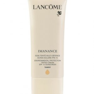 Buy Lancome Imanance Tinted Cream  Sunscreen SPF 15- BNIB- Shade: Tawny, Bisque.