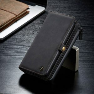 Buy Leather WALLET FLIP MAGNETIC BACK cover Case For Apple iPhone & Samsung galaxy